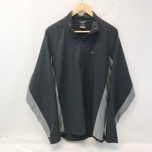 Nike Golf Clima-Fit 1/4 Zip Jacket Size L